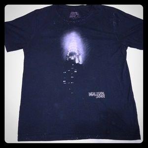 PRPS Goods & Co. NYC empire black 2xl tee shirt